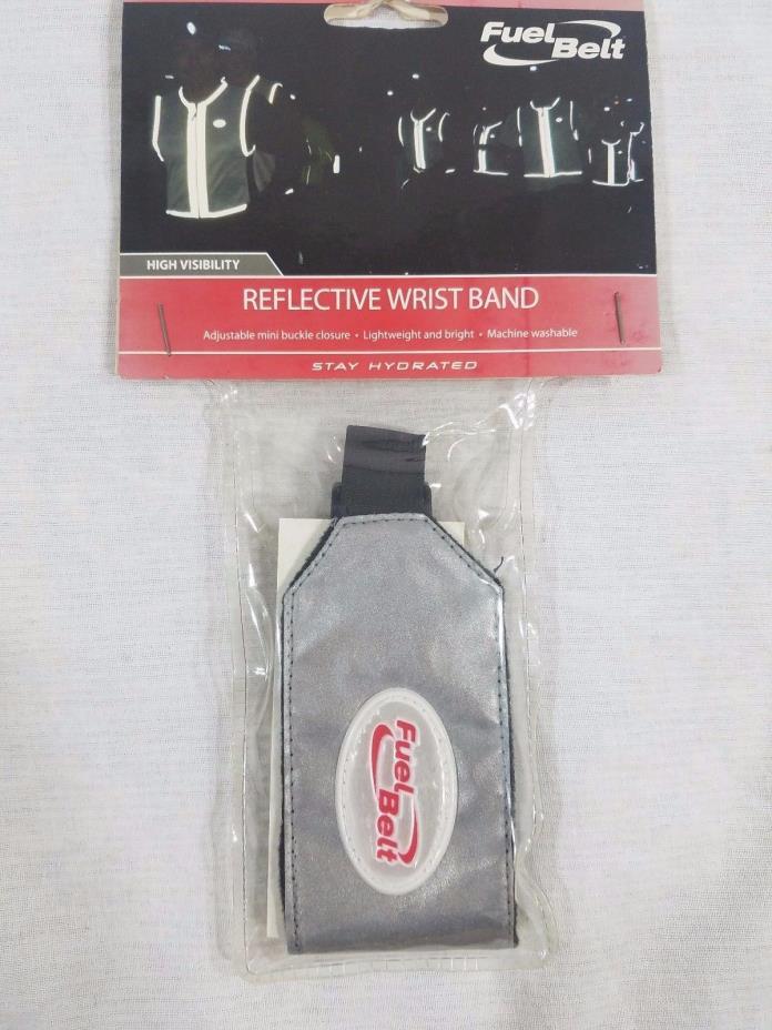 Fuel Belt Reflective Wrist Band 9z