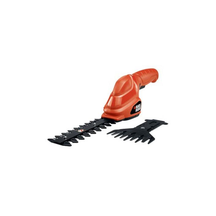 Black and Decker 2-in-1 Garden Shear Combo Fast Shipping NEW