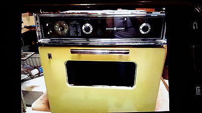 Vintage 1970's GE Wall Oven/Broiler