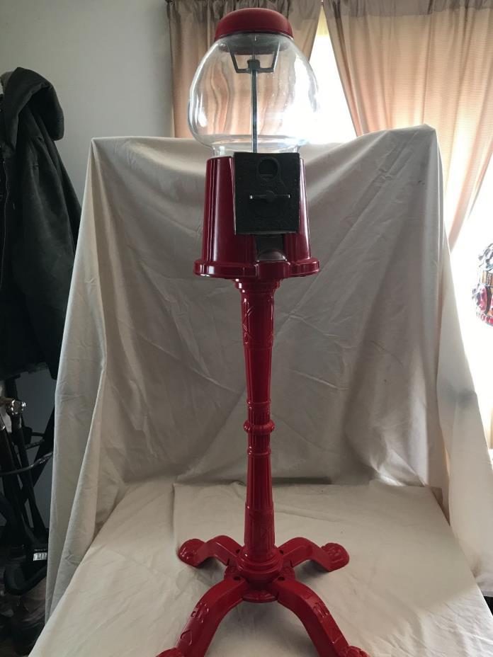 carousel 15 inch gumball machine