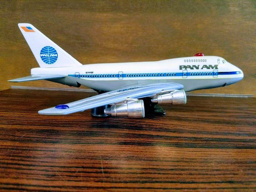 Pan Am N388SP