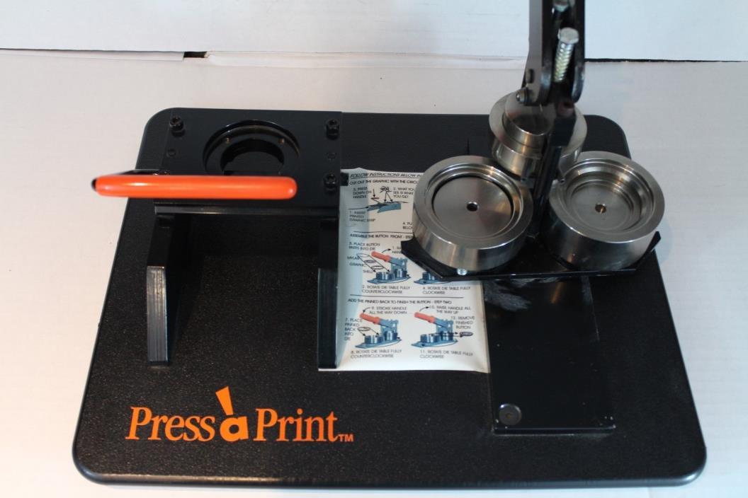 button machine for sale
