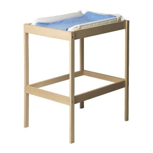 Changing table, Beech Wood