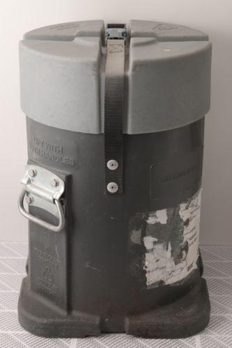 Halliburton Security DBS Drill Bit Plastic Case