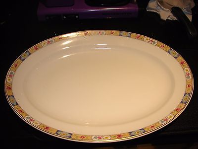 Antique Vintage W.H. Grindley Large Platter 1914-1925 - England