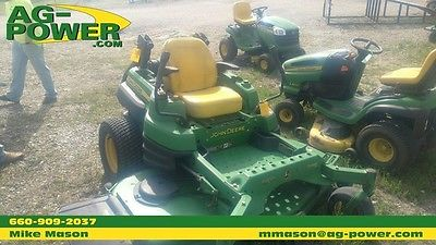 2010 John Deere Z950A Zero Turn Mowers