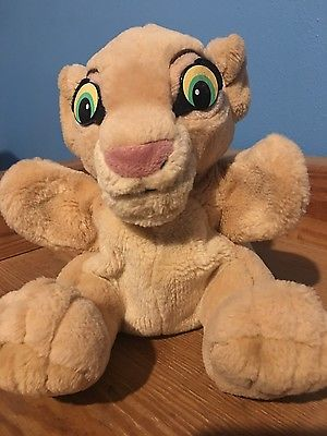 The Lion King NALA LION HAND PUPPET 8