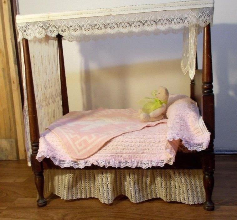 Designer Doll Bed 18
