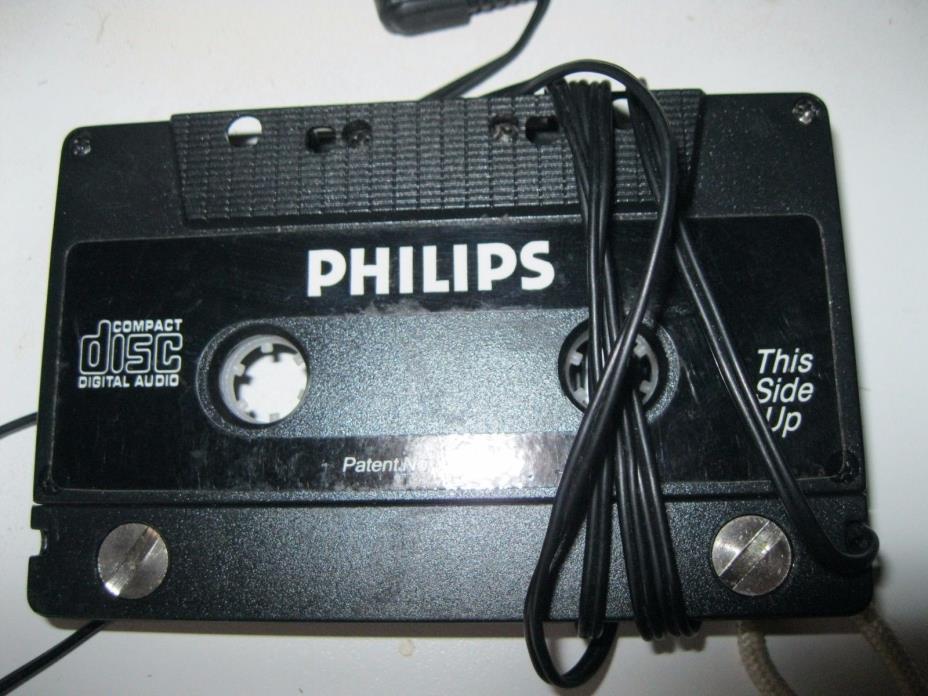 OEM Philips 5.586.090 CD car cassette adapter