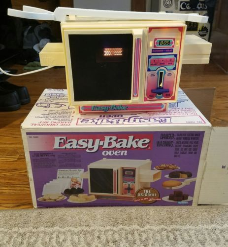 Easy-Bake Oven Rare 1983 Kenner Original Works