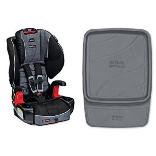 Britax Frontier G1.1 Clicktight Harness-2-Booster Car Seat Vibe and Vehicle New