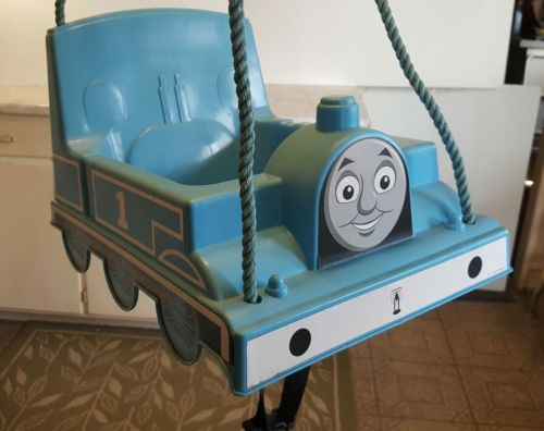 THOMAS the TRAIN Toddler / Baby Outside Tree Swing - Kids Only