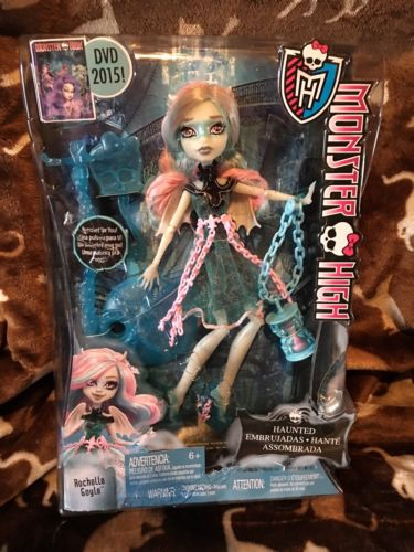 US SELLER Monster High Exclusive Rochelle Goyle Haunted Doll New In Box Rare