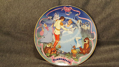Disney Collectible Plate
