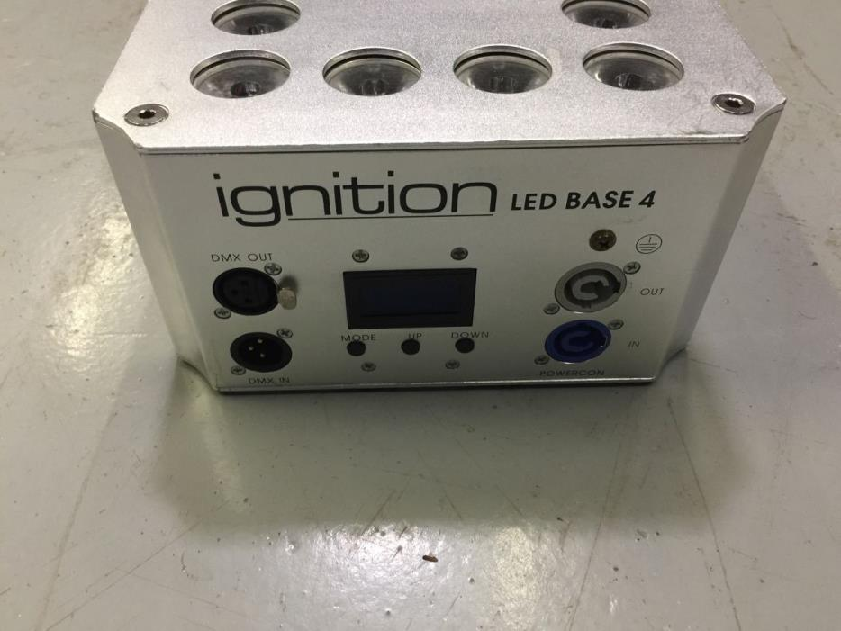 German Light Products LED Base 4 IGNITION