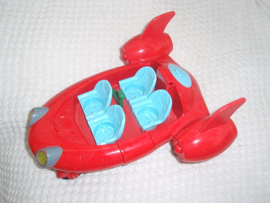 Disney Little Einsteins Pat Pat Rocket Ship Lights & Sounds -- NO COVER/FIGURES