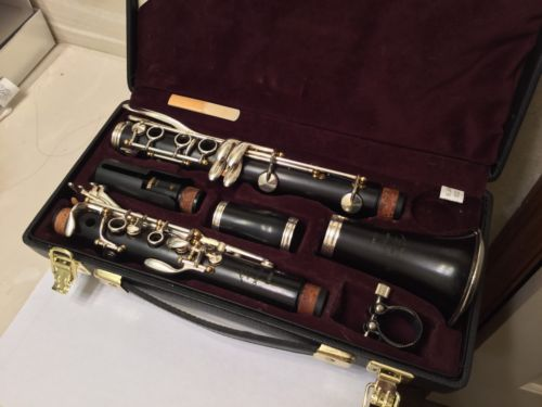 Yamaha Allegro Wood Clarinet Bb Very Nice Japan USA