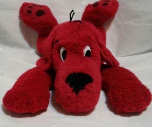 Scholastic Clifford 21 Inch Red Dog Plush Stuffed Animal