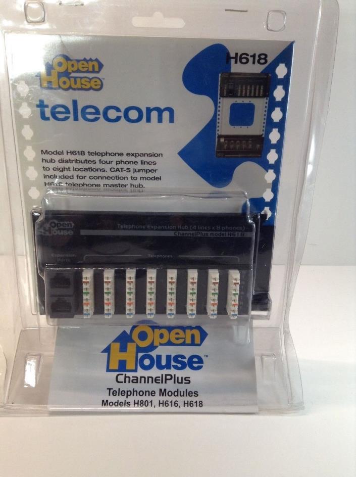 Open House H618 Telecom Module Expansion Hub