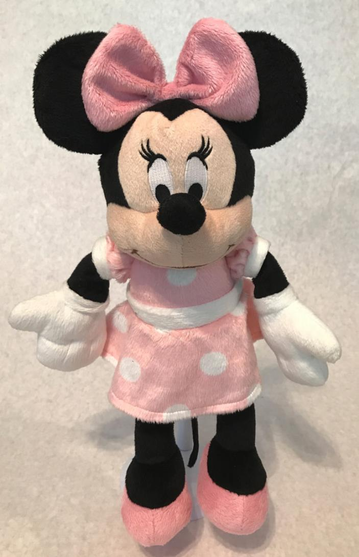 MINNIE MOUSE Disney Baby Dreamy Sounds Soother Cloud B Plush Musical Sound  (23)