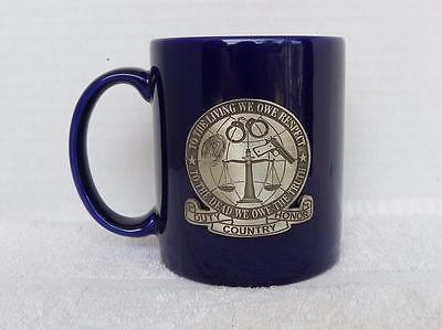 International Homicide Investigators Association Coffee Mug 3 3/4