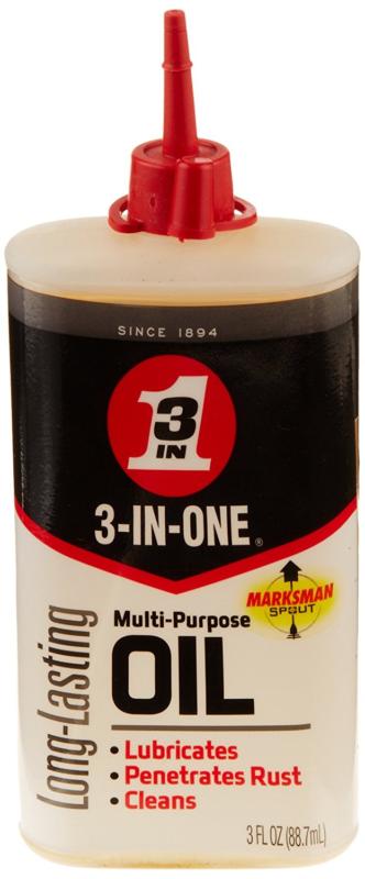 3-IN-ONE 100355 Multi-Purpose Oil 3 oz (Pack of 1)