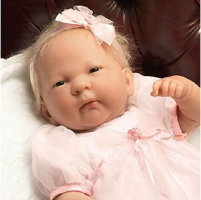 RARE Berenguer COLLECTOR EDITION BABY DOLL,