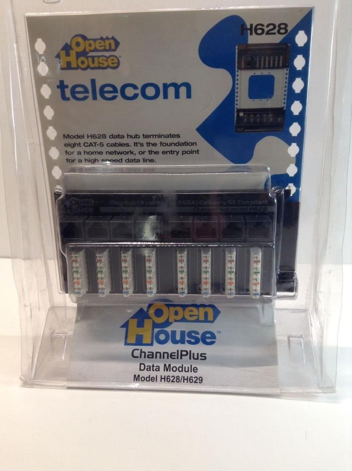 Open House H618 Telecom Module Expansion Hub without catch 5 jumper cable