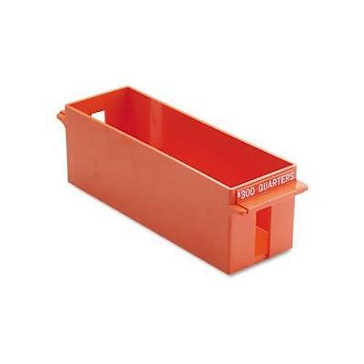 MMF Industries Porta-Count Extra-Capacity Rolled Coin Quarter Storage Tray 3.38