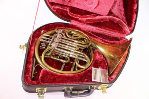 Yamaha YHR-891U Custom Full Triple French Horn MINT QuinnTheEskimo