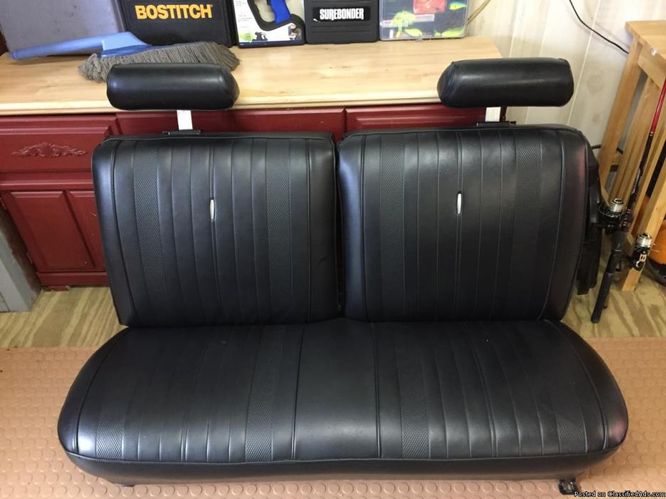 1970 chevelle ss bench seat