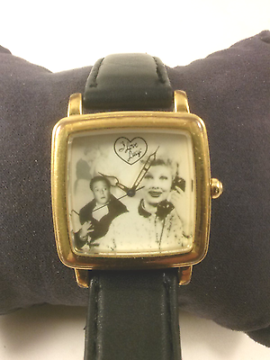 Fossil 50th Anniversary Retired I LOVE LUCY Watch Ltd Edition
