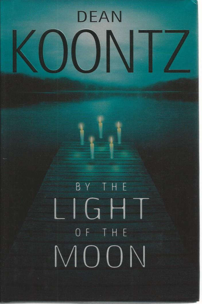 DEAN KOONTZ, author, AUTHENTIC HAND SIGNED