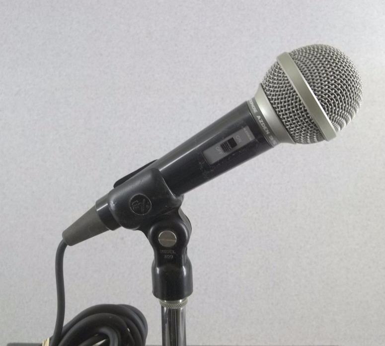 Azden DX-750 Uni-Directional Wired Microphone 1/4