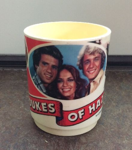Dukes Of Hazzard Vintage Mug