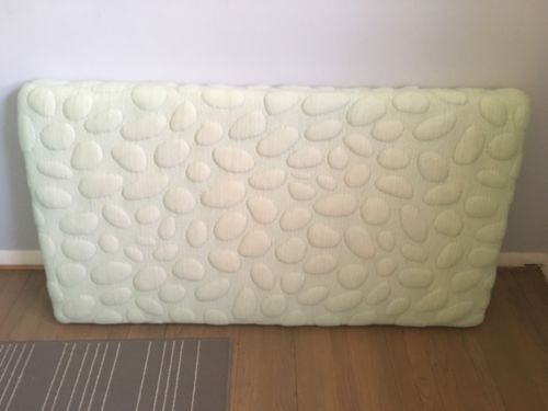 Nook Pebble Pure Crib Mattress, seaglass