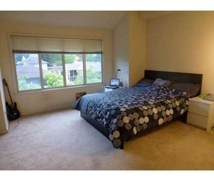 Master Suite in Nice Townhome w/ Gated Private Parking