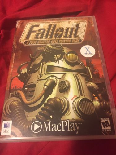 Mac: Fallout-Role Playing Game, Mac Pc