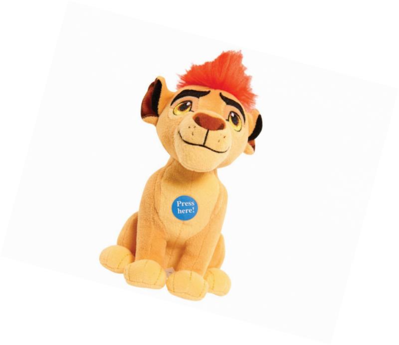 Disney Lion Guard Kion Talking Light Plush