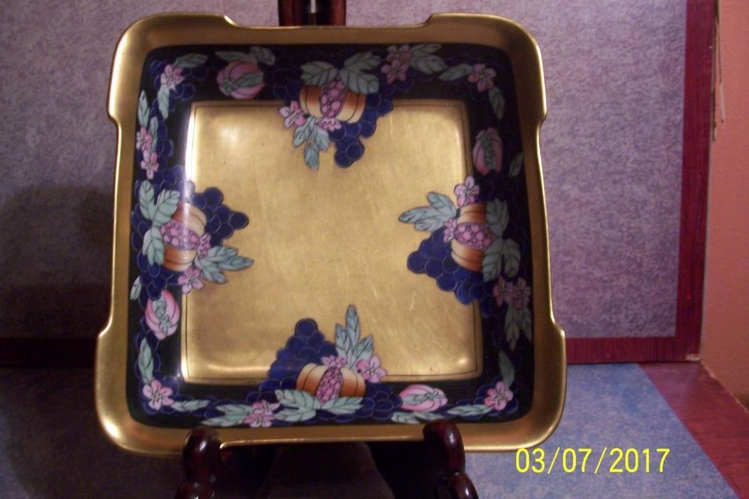 antique Piccard porcelain bowl