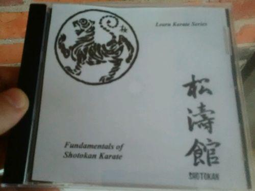 Shotokan Karate Martial Arts dvd Fundamentals set new instructional self defense