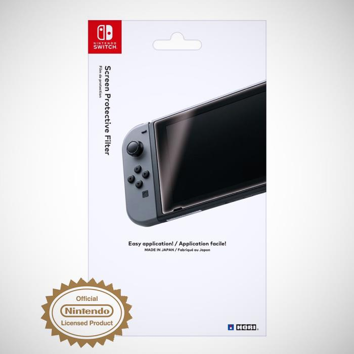 Screen Protector Nintendo Switch Film Clear Cover Shield Official Hori