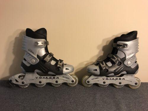 Voyager ABEC-3 Roller Blade Skate (Men's Size 10)
