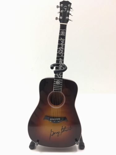 NEW George Strait: LIMITED EDITION - The Cowboy Rides Away Tour 2014 Mini Guitar