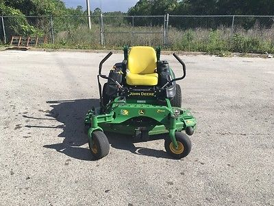 2016 John Deere Z930M Zero Turn Mowers