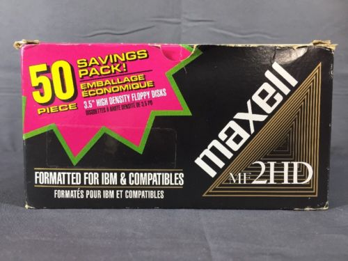 Maxell MF2HD 3.5