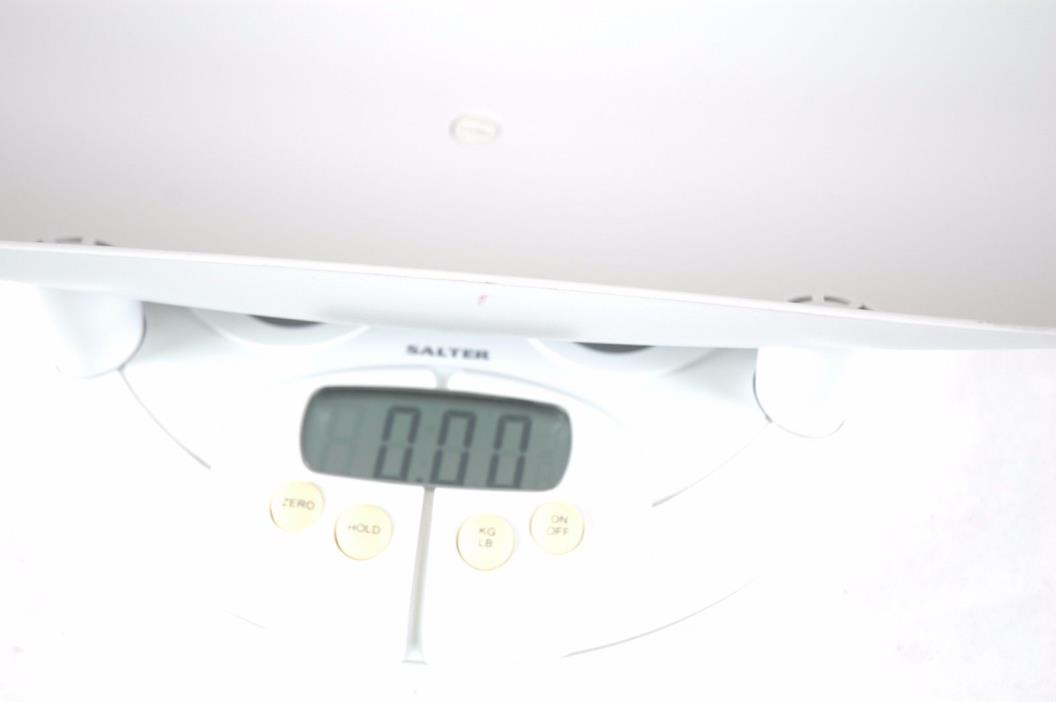 Salter 914 Baby Scale Digital Infant Pediatric Weight Portable Puppy Gently Used