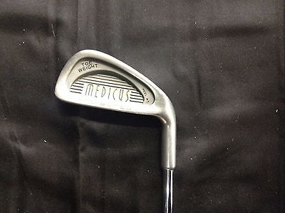 Medicus Pro Series 5 Iron Swing Trainer True Temper RH Single Hinge Steel Shaft
