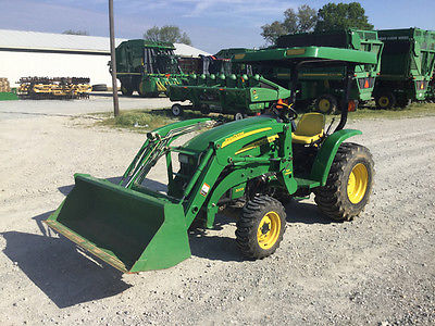 2007 John Deere 3203 Tractors