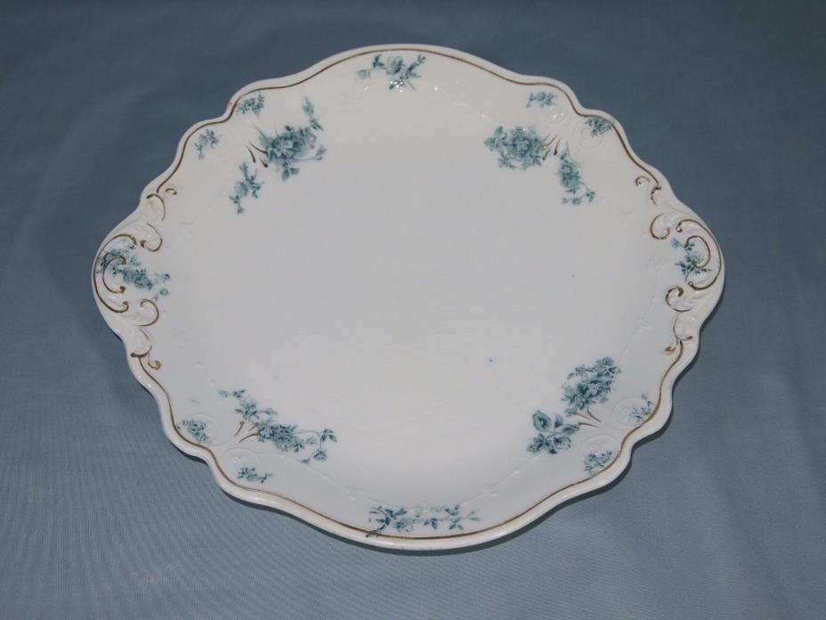Vintage Grindley China England TERESA No.326059 Cake Plate